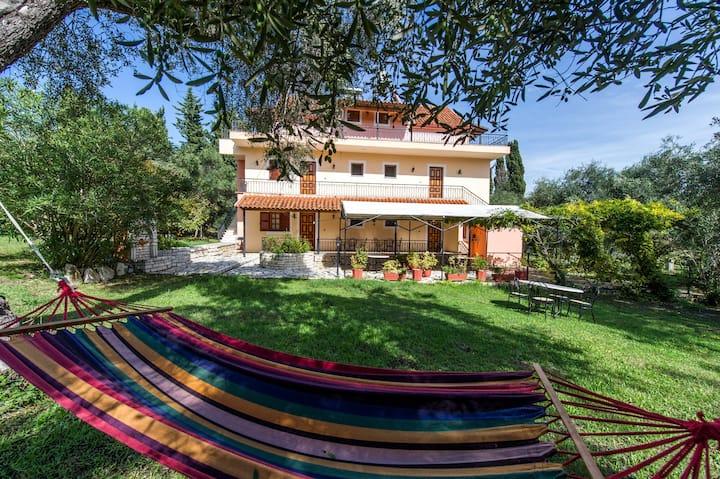 Villa Afroditi a place tovisit!!!!!!!!