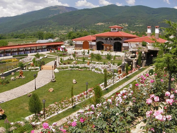 🏘️ВИЛА ДОЛИНАТА НА РОЗИТЕ/VILLA VALLEY OF ROSES🌹
