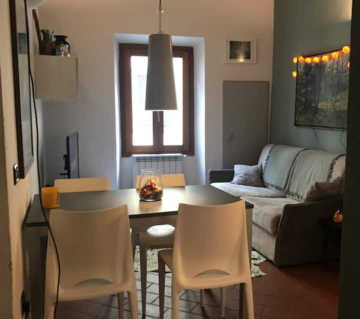 Cozy Nest in Tuscany in the Heart of Prato