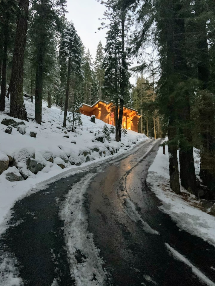 Serene Lodge neighboring Squaw Valley/Lake Tahoe