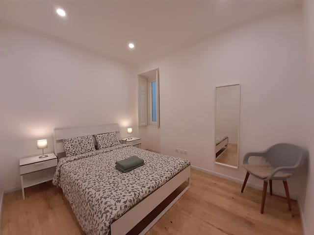 Private Double room in the center of Lisbon