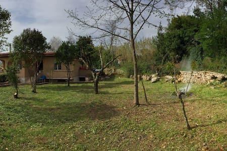 Camera in villa con giardino - Sezze - Casa