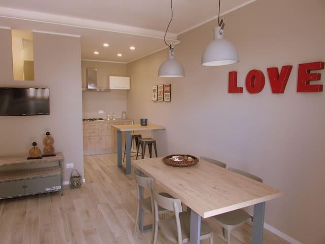 Residence Cala Azzurra Apartment 13 - Macari - Appartement