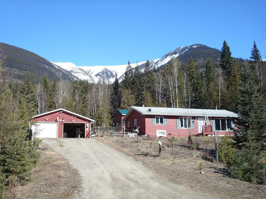 Booth Creek Basin