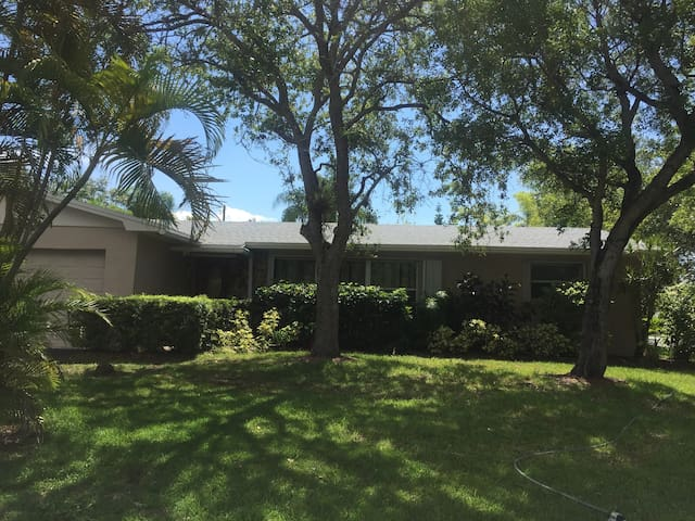 Tropical Private Oasis in Cutler Bay - Cutler Bay - Huis