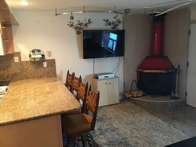 Luxury Ski in/Skiout Mountain condo - Brian Head  - Appartement