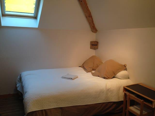 Chambre dans maison bourgeoise - Saint-Chamond - House