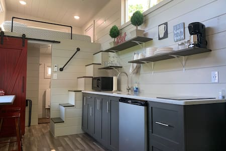 The Oasis Tiny House