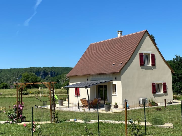 Maison neuve tout confort Dordogne Perigord Noir