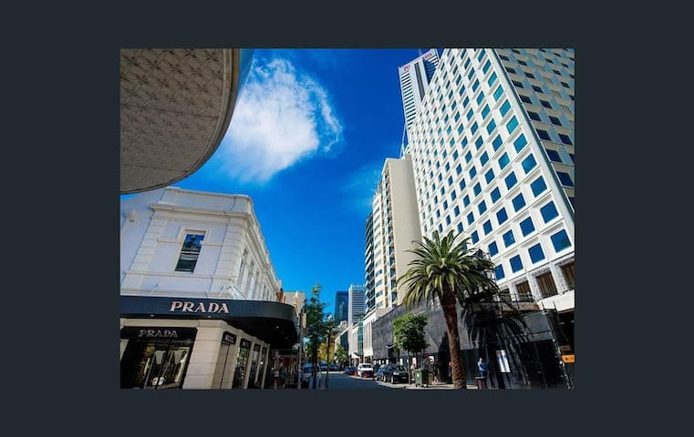 Perth CBD Executive Apartment  - 1*1 Apartment - Perth - Apartamento