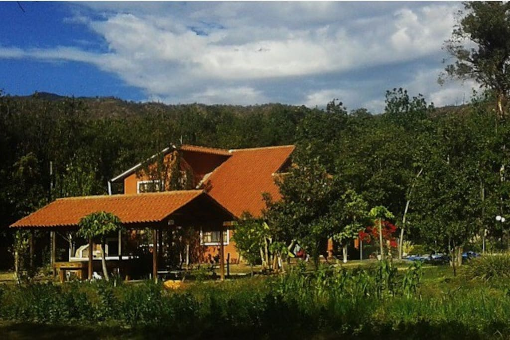 Bolivian Oasis  Guesthouse