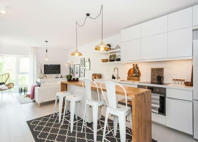 Super-Apartamenty Exotic