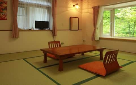 FreeWi-Fi◆Natural hotspring◆Japanese-style room