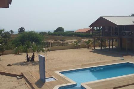 Mussulo Paradise Resort - Belas - Adosado