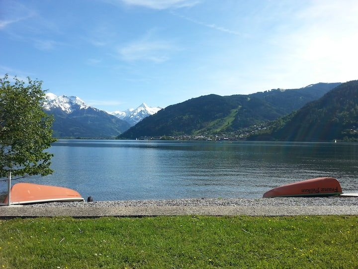 Appartement  Zell am See, 100m vom See (Strand)