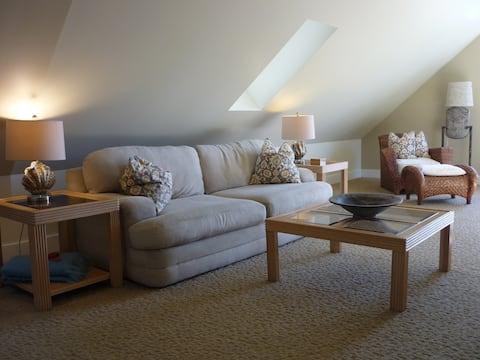 Suite privada DE 60 metros cuadrados Y 1 dormitorio
