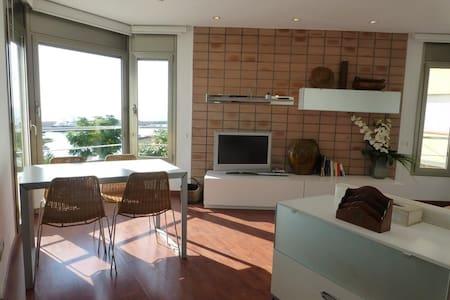 Apartamento Palamós I con vistas - L'Ametlla de Mar - Flat