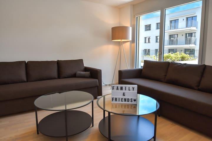 ✮Pilatus✮ Luxury Apartment w/ terrace, 10' to DT!