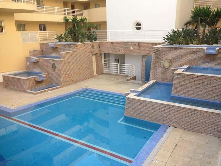 Cozy vacation apartment in Vilamoura