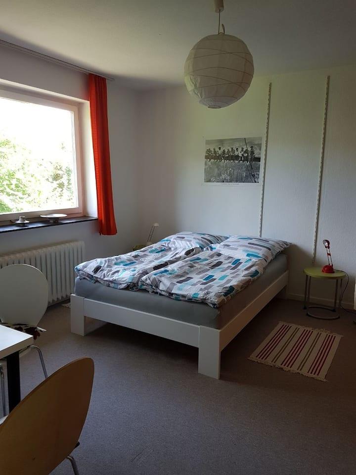 room 1 near the centre of Kiel and near sea