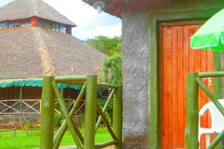 Cactus Eco Camp and Lodge, Lake Elementaita - Lake Elementaita - 自然小屋
