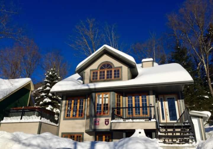 Chalet 23 Skieurs (235325)