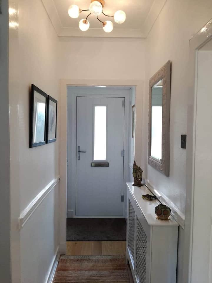 Lovely bright comfortable double room