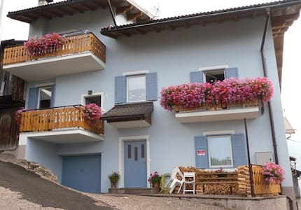 Casa Tania relax e pace in paesino incantevole - Muncion - Apartamento
