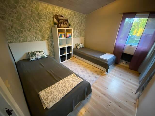 Sovrum i lugn miljö