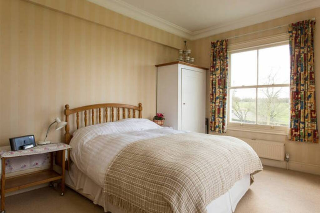 double room with wash