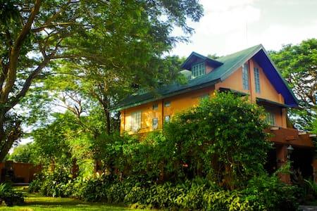 Charming Countryside Farm in Batangas: TARAWOODS