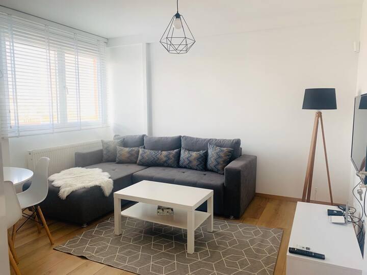 2Bedroom+Living Room & Kitchen Apartment