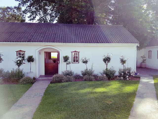 A lovely, spacious Pinotage Suite in KZN Midlands