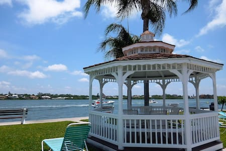Siesta Key 2/2 on the Intracoastal - 시에스타 키(Siesta Key) - 아파트