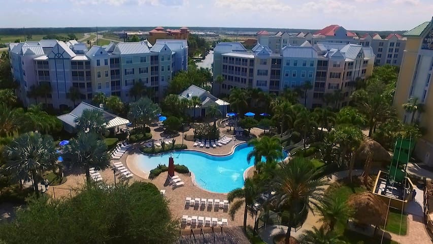 Calypso Cay Resort 2 BR Suite, SUNDAY Check-In