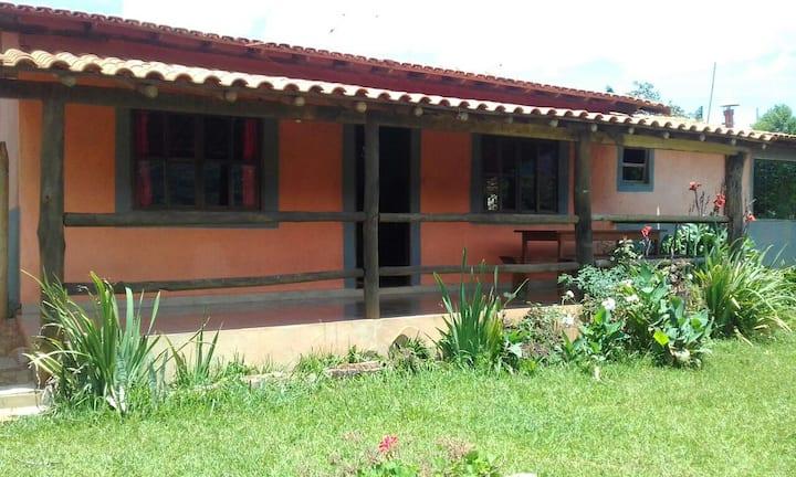 Casa Zinha Centro Da Lapinha Ótima Para Grupos