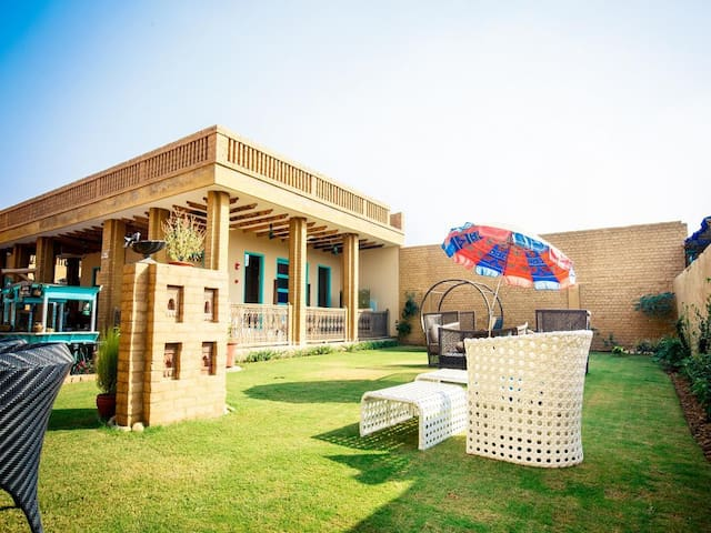 Luxurious Stay in a Farm in Amritsar