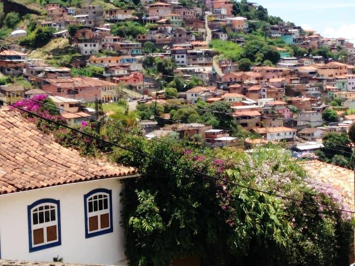 Studio Ouro Preto - Próximo a Praça