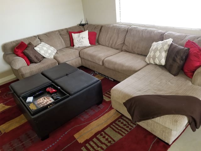 A Couch To Crash On