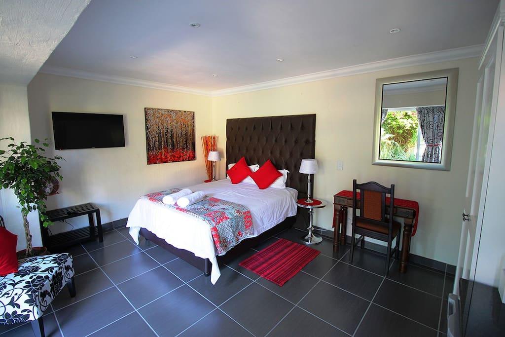 Full View Bedroom