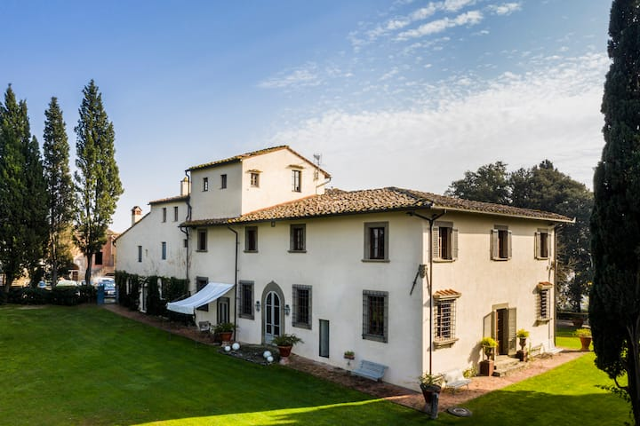 Wine Resort Villa Dianella - Suite Rosé