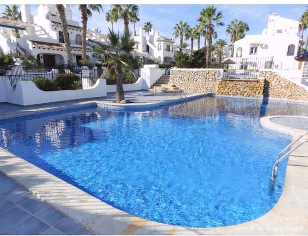 Family Townhouse for Golf & Beaches - Orihuela - Townhouse