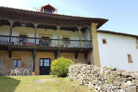 Casona Asturiana del siglo XVIII - Cadanes Piloña - Appartement