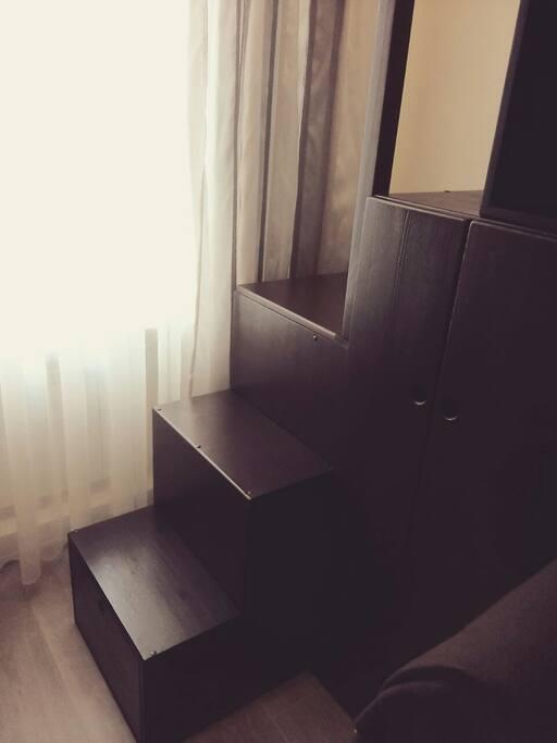 Отдельная комната на 1-2 человека