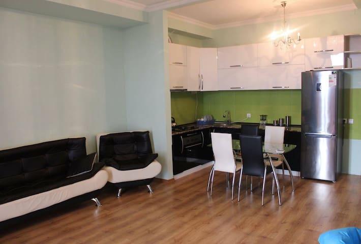 Clean Spacious 2 Bedroom Apartment - Batumi