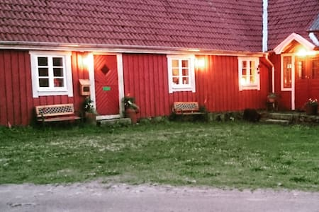 B&B Rosamunda, skog& mark, släktgård 1600-tal - Kristianstad V