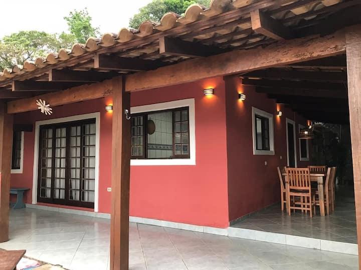 Casa para temporada em Ilhabela  Praia ponta azeda
