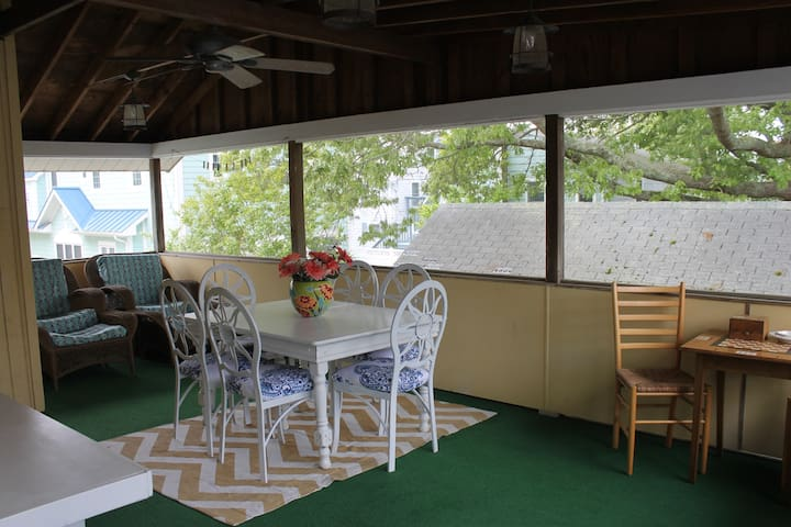Driftwood Cottages 4 - Rehoboth Beach - Wohnung