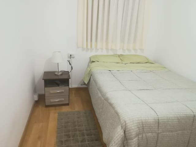 Habitación familiar en apartamento de Magdalena