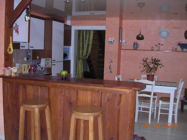 BELLE PETITE MAISON - Sainte-Croix-aux-Mines - House